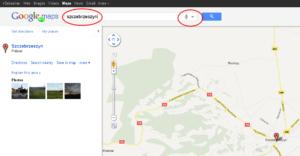 Wyszukiwania głosem działa już w Google Maps