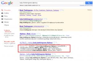 Google podpowiada co kliknąć - 15+...
