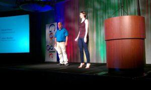 Sarah Price i John Mueller