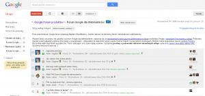 Nowy wygląd Forum Pomocy Google dla Webmasterów
