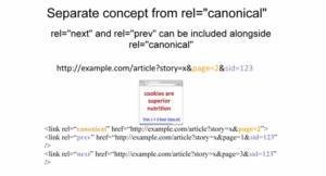 """Wspólne zastosowanie rel=""""canonical"""" oraz rel=""""next"""" oraz rel=""""prev"""""""