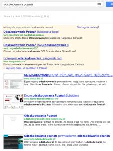 Pigwin - zmiana algorytmu Google