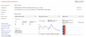 Zmiana wyglądu Narzędzi Google dla Webmasterów