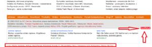 Ramka systemu sprzedaży linków SeoPilot.pl