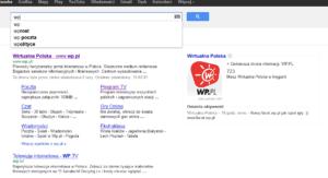 Strony Google+ widoczne w sidebarze w SERPach w Google