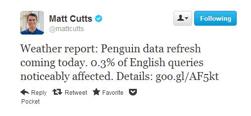 Update Pingwina - 5 październik 2012