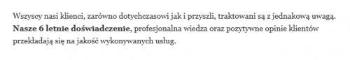 Pozycjonowanie Szczecin - pusty slogan