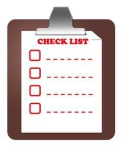 SEO checklista
