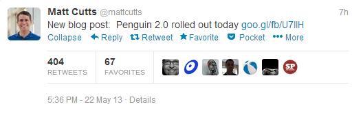 Pingwin 2.0 został wdrożony