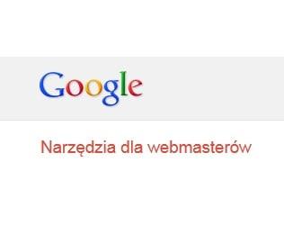 Narzędzia Google dla Webmasterów