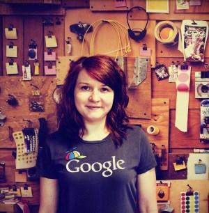 Karolina Kruszyńska - polski Search Quality Team