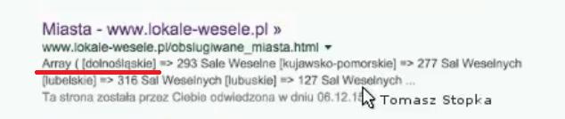 zrzut-z-tablicy-php