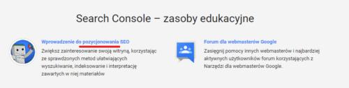 pozycjonowanie w google - we wskazówkach google dla webmasterów