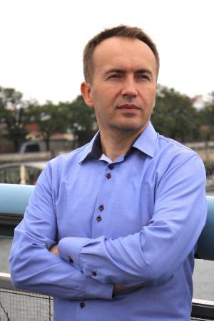 Sebastian Miśniakiewicz, właściciel firmy SEOProfi