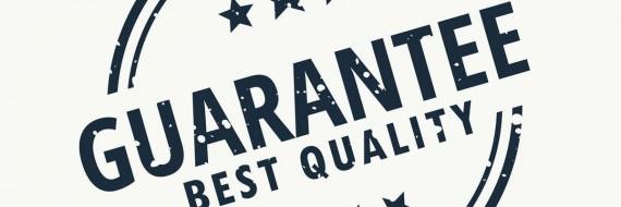 gwarancja jakość
