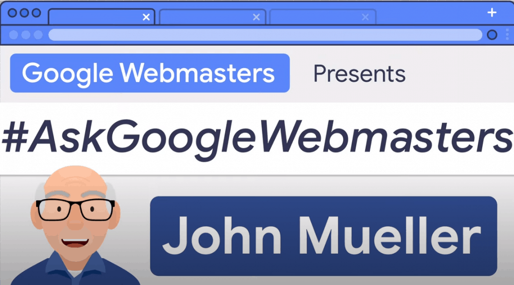 Ask Google Webmasters