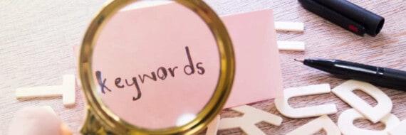 słowa kluczowe